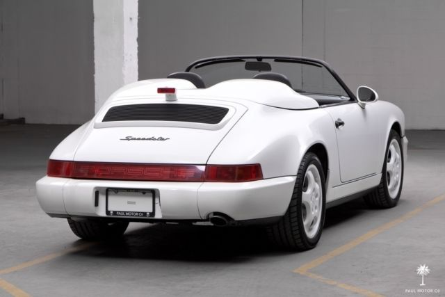 porsche 911 coupe 1994 white for sale wp0cb2963rs465108 1994 porsche 911 speedster 964 56 208. Black Bedroom Furniture Sets. Home Design Ideas