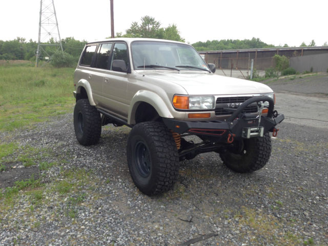 toyota land cruiser suv 1994 gold for sale jt3dj81w8r0080892 1994 toyota land cruiser fzj80. Black Bedroom Furniture Sets. Home Design Ideas
