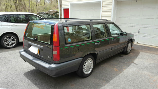volvo 850 sedan 1994 gray for sale yv1lw5501r2056624 1994 volvo 850 rh findclassicars com 1994 Volvo 850 Turbo MPG 1994 volvo 850 owners manual