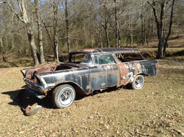 chevrolet nomad 1956 for sale  2 1956 56 chevrolet nomad projects no reserve 265 283 bel air 210