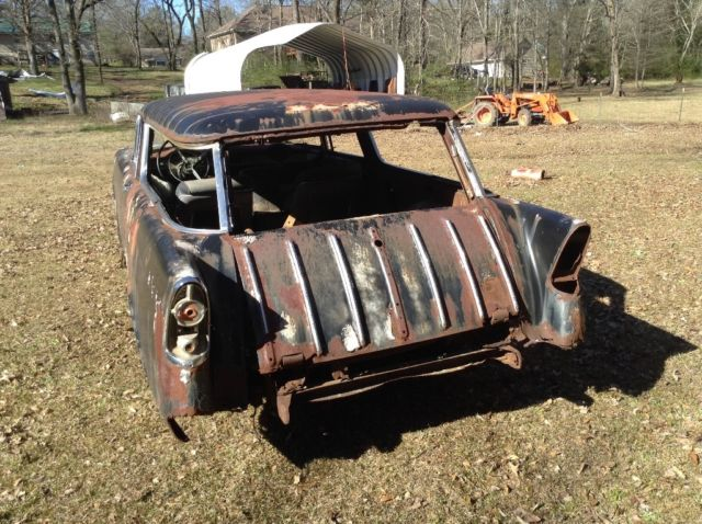 1955 Chevrolet Nomad Unrestored Project Car For Sale: Chevrolet Nomad 1956 For Sale. 2 1956 56 Chevrolet Nomad
