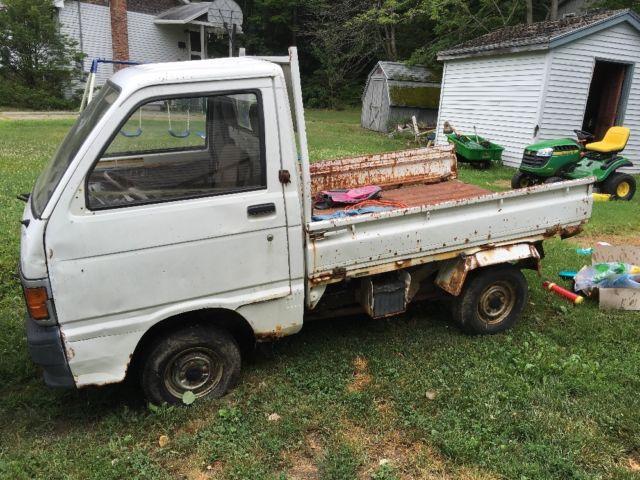 Daihatsu Other 1980 White For Sale. 1da000s8100300408 2