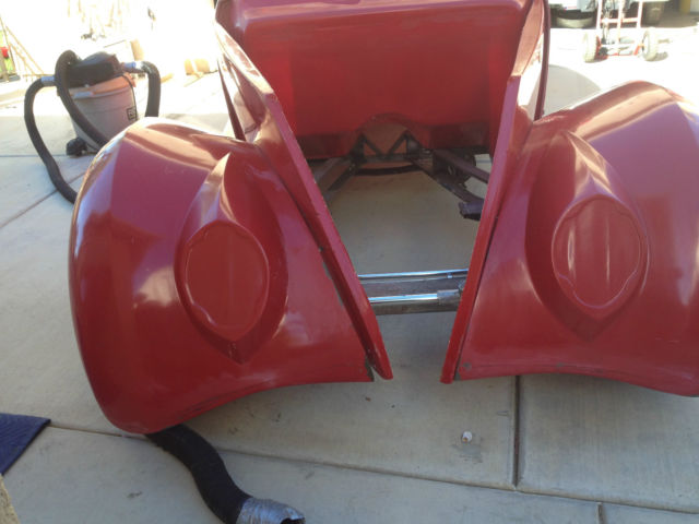 For sale 1937 Ford Other Coupe & Ford Other Fiberglass 1937 Red Gelcoat For Sale. Kit Car 37 Ford ... markmcfarlin.com