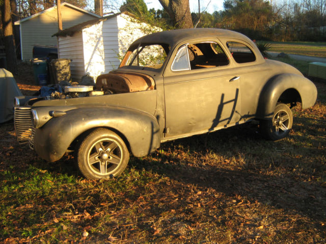 Chevrolet Project Coupe 1940 Black For Sale