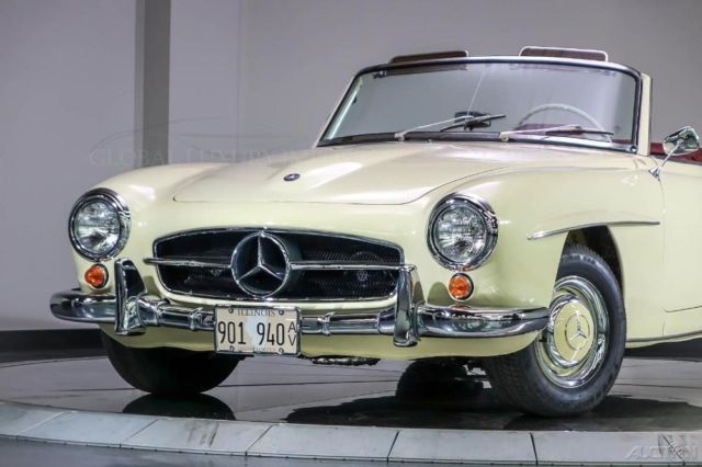 Mercedes benz sl class xfgiven type xfields type for Used mercedes benz convertible cars for sale