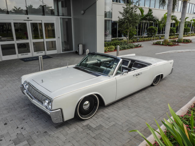 lincoln continental convertible 1964 white for sale xfgiven vin xfields vin xfgiven vin 64. Black Bedroom Furniture Sets. Home Design Ideas