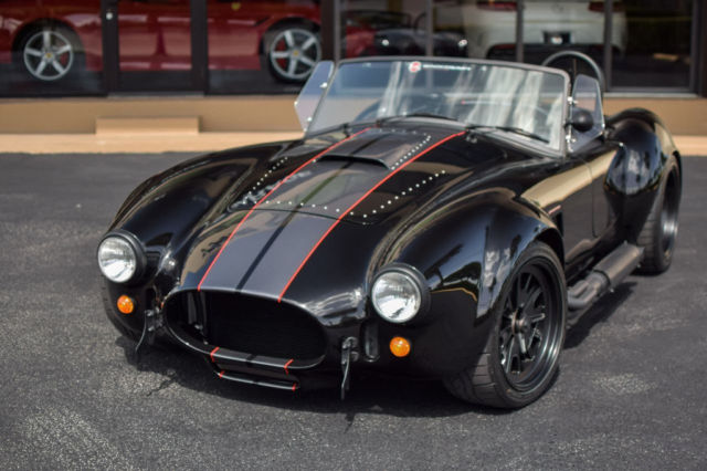 Shelby Backdraft Rt B Black Label Hpcoyote V Injected Supercharged