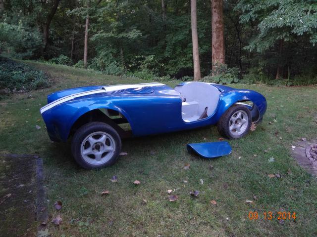 cobra kit cars to build