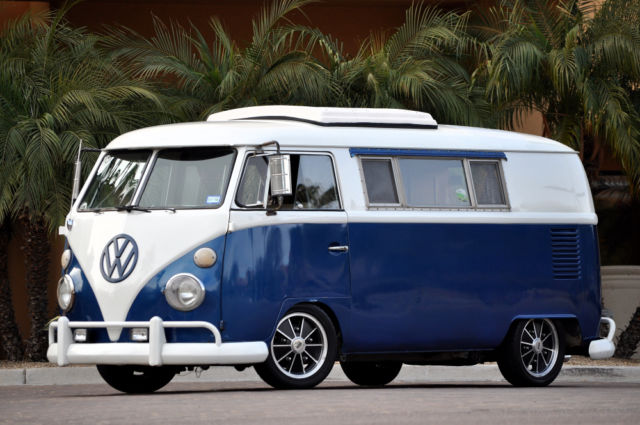 Volkswagen Bus Vanagon 1966 For Sale 66 Vw Split Window
