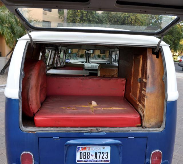 Volkswagen Bus Vanagon 1966 For Sale 66 Vw Split Window