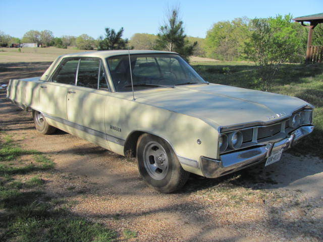 Dodge Monaco 4 Door Hardtop 1968 For Sale Dh43xxxx 68 Dodge 383 440