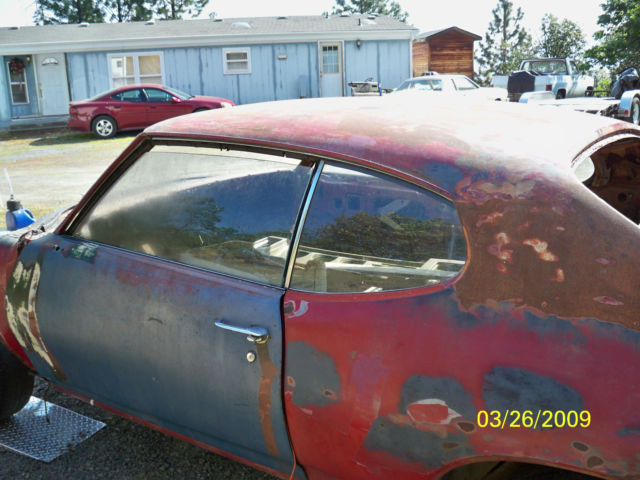 pontiac gto 1969 for sale 242 69 gto project with 69 lemans parts car. Black Bedroom Furniture Sets. Home Design Ideas