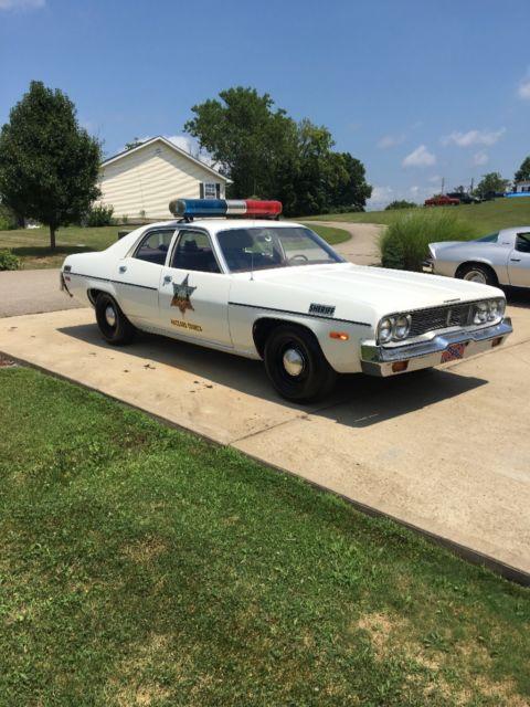 Pymouth Satellite Dukes Of Hazzard Police Car on Dukes Of Hazzard Police Car