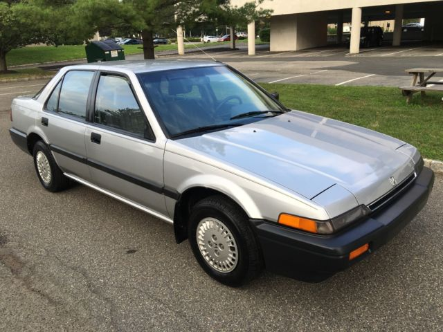 Honda Accord Spd Miles One Owner Excellent Shape Must See Pix