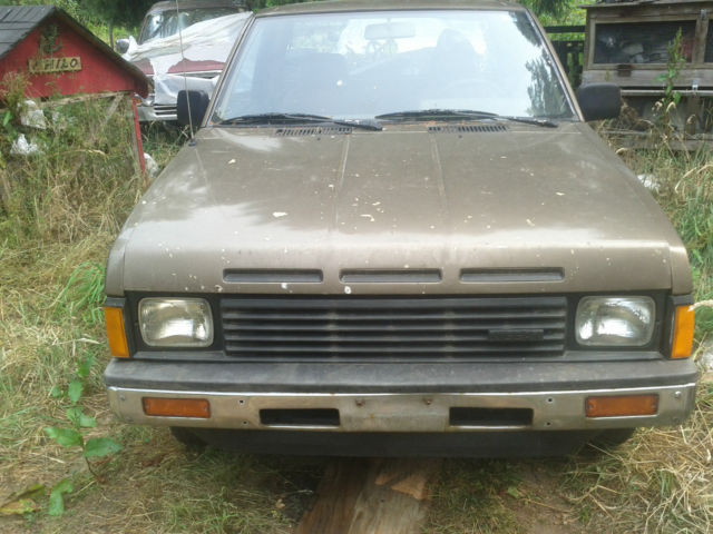For Sale 1987 Nissan Other Pickups Extended Cab