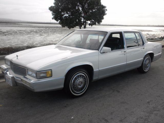 Cadillac DeVille Sedan 1989 [xfgiven_color]%xfields_color ...