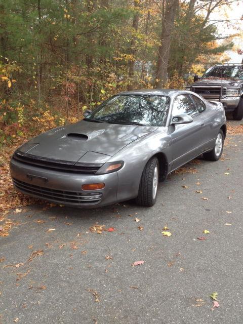 Toyota Celica Hatchback 1993 Silver For Sale