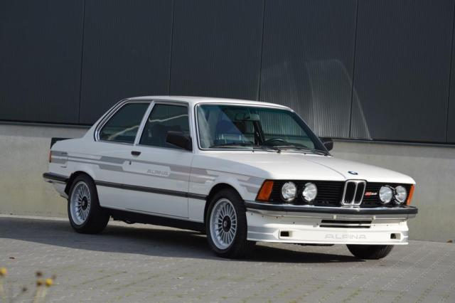 BMW Series Coupe White For Sale WBAAHC Alpina B - Bmw 3 series alpina for sale