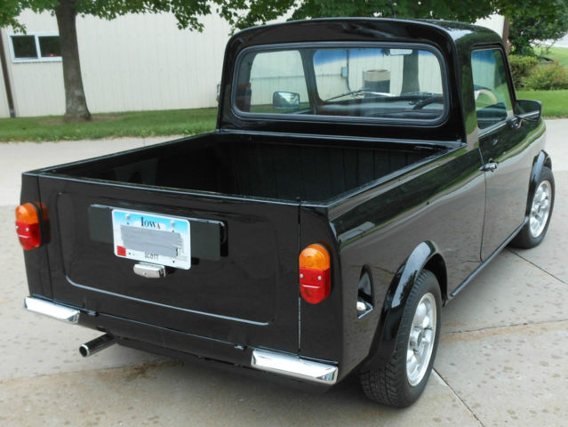 Austin Classic Mini Pick Up 1960 Black For Sale Austin Classic Mini