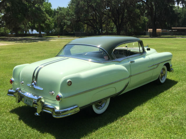 1951 Pontiac Coupe For Sale: Pontiac Other Coupe 1953 Milano Ivory And Laurel Green For