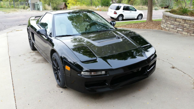 Acura NSX Coupe Black For Sale JHNANT Berlina Black - 1992 acura nsx for sale