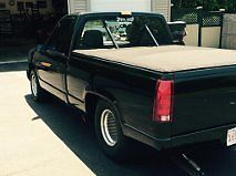 Chevrolet C/K Pickup 1500 TRUCK 1990 Black For Sale