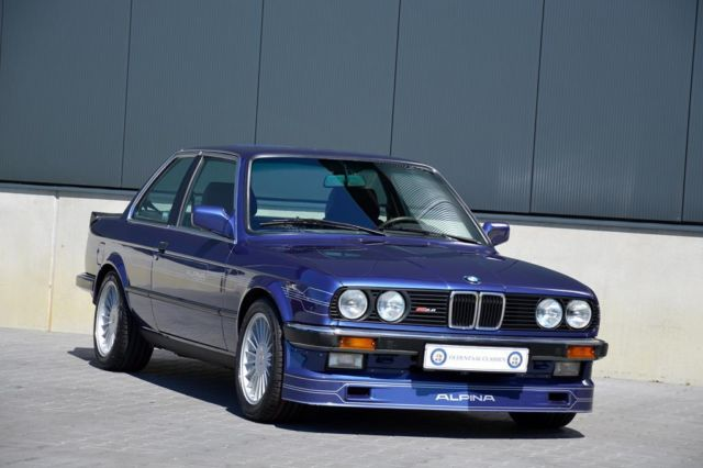 bmw 3 series coupe 1984 blue for sale wbaak95050ae27292. Black Bedroom Furniture Sets. Home Design Ideas