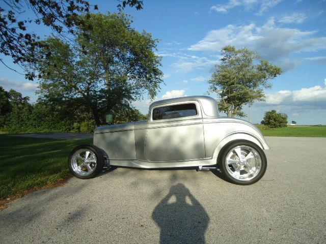 ford model a coupe 1932 silver for sale js8193299 bobby. Black Bedroom Furniture Sets. Home Design Ideas