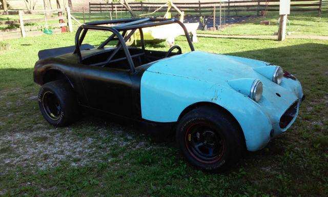 Austin Healey Sprite Convertible 1961 Black For Sale An5l40102