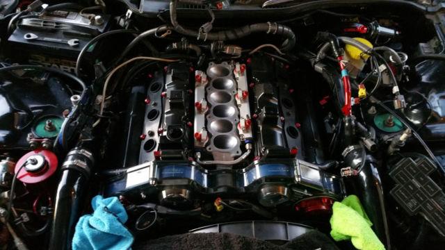 Built Nissan Zx Twin Turbo Hp Tq Z Vg Dett Low Mileage on Z32 Ecu Location