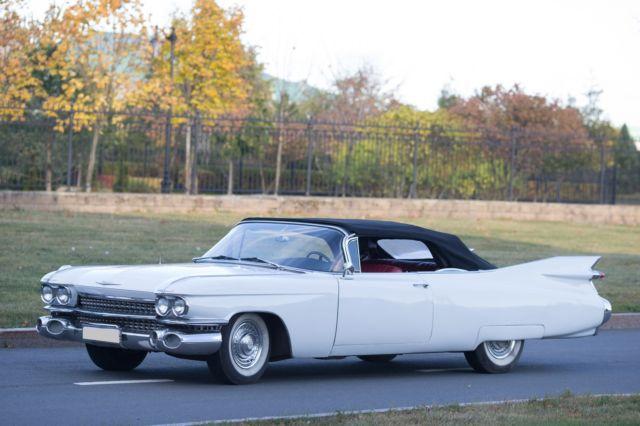 Cadillac Eldorado 1959 For Sale Cadillac Deville Eldorado Convertible