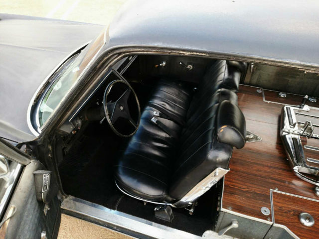Cadillac Fleetwood Hearse 1970 Black For Sale  70Z66666666666666