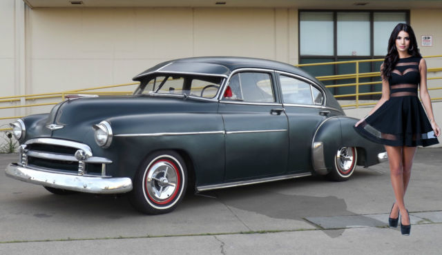 Chevrolet Other Fastback 1949 Green For Sale Clear And