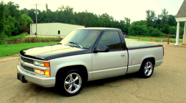 Chevrolet c k pickup 1500 truck pickup single cab 1993 for C k motor car sales