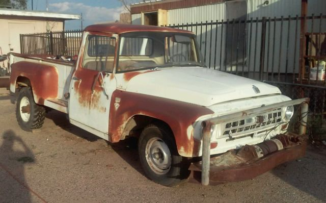 International Harvester Other 1964 white For Sale  Classic