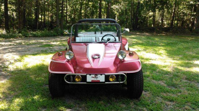 volkswagen beetle classic convertible  red  sale vin  classic  vw dune