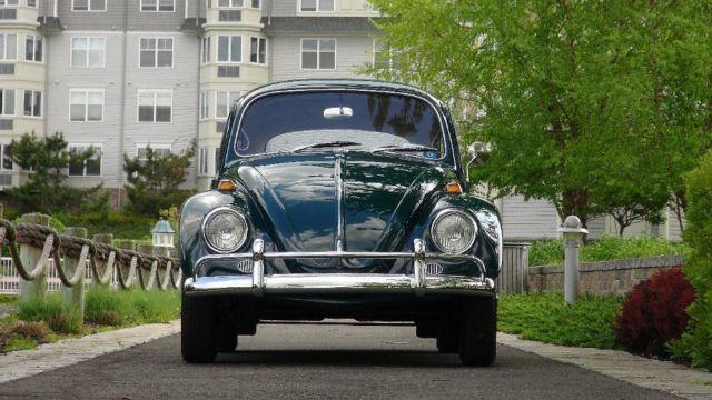volkswagen beetle classic sedan 1967 green for sale 117602693 classic vw bugs 1967 green vw. Black Bedroom Furniture Sets. Home Design Ideas