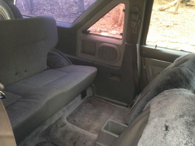 Nissan Pathfinder Hatchback 1987 Black For Sale ...