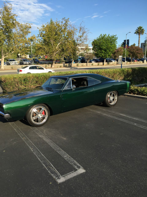 Dodge Charger 1968 For Sale Csi Actor Gary Dourdans World Famous