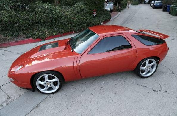 Renegade Race Fuel >> Porsche 928 Hatchback 1987 Orange For Sale ...