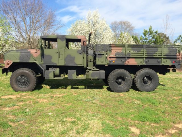 Other Makes M923a2 Crew Cab Pickup 1992 Camo For Sale