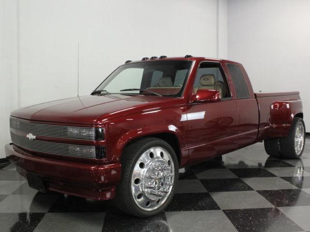 Chevrolet C/K Pickup 3500 Pickup (Truck) 1990 Burgundy For ...