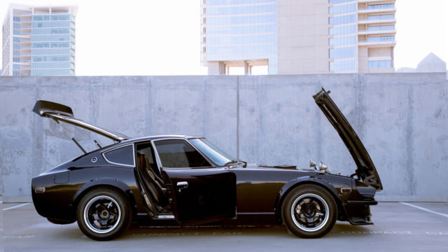 Datsun Z Series Coupe 1978 Black For Sale Hls30455427