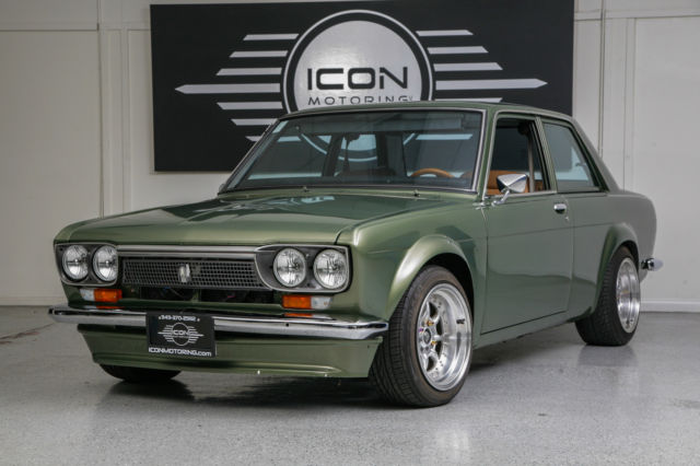 Datsun Other Coupe 1973 Green For Sale Pl510 429417