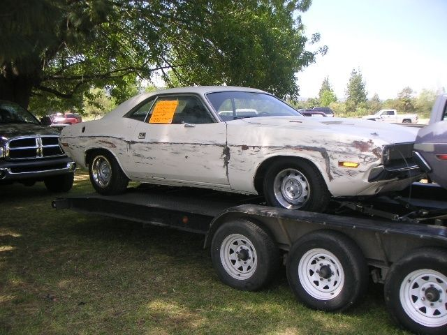 Dodge Challenger Xfgiven Type Xfields Type Xfgiven Type 1970