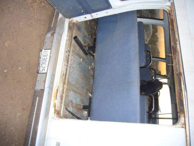 Dodge Ram Van Standard Passenger Van 1990 White For Sale