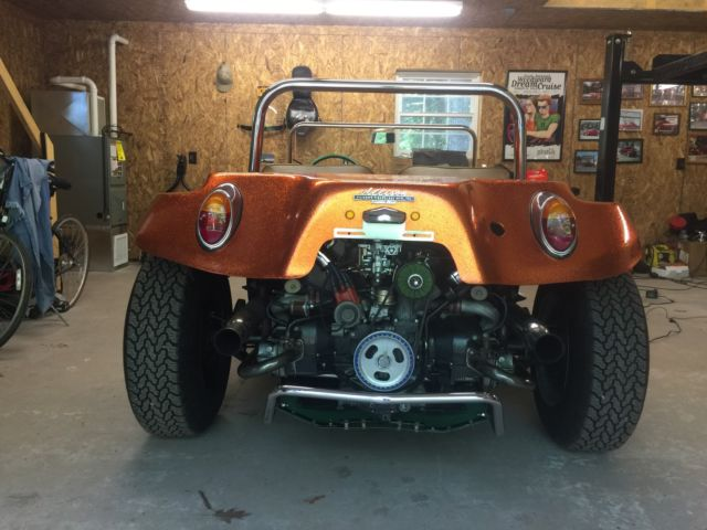 Volkswagen Other 1969 Orange Metallic For Sale  Dune Buggy