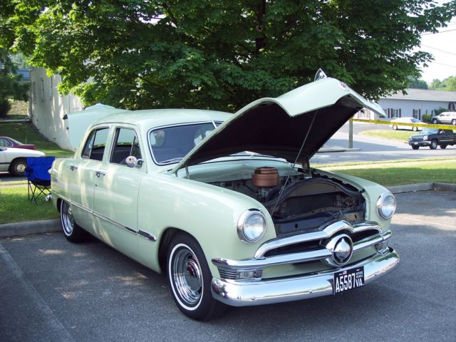 Ford Other 4 Door Sedan 1950 Pale Green For Sale