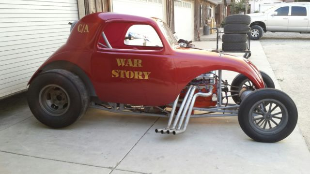 Fiat Other 1948 For Sale. N/A Fiat Topolino Drag Car ...