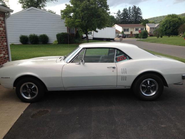 New Smyrna Chevrolet >> Pontiac Firebird Coupe 1967 White For Sale. xxxxxxxxxxx ...